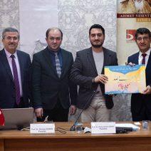 Orta Asya'dan Günümüze Türk Erenleri Konuşuldu