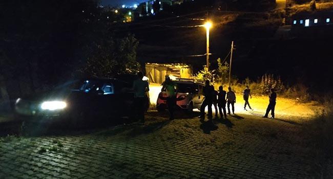 bilecik'te alkollü sürücü kaçtı, polis yakaladı