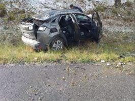 Bilecik'te Otomobil Takla Attı 1 Ölü 2 Yaralı 5