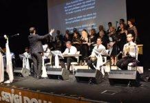 Bozüyükte türk sanat müziği konseri