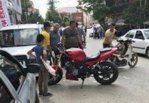 Bilecik'te 2 Motosiklet Çarpıştı 1 Kişi Yaralandı 1