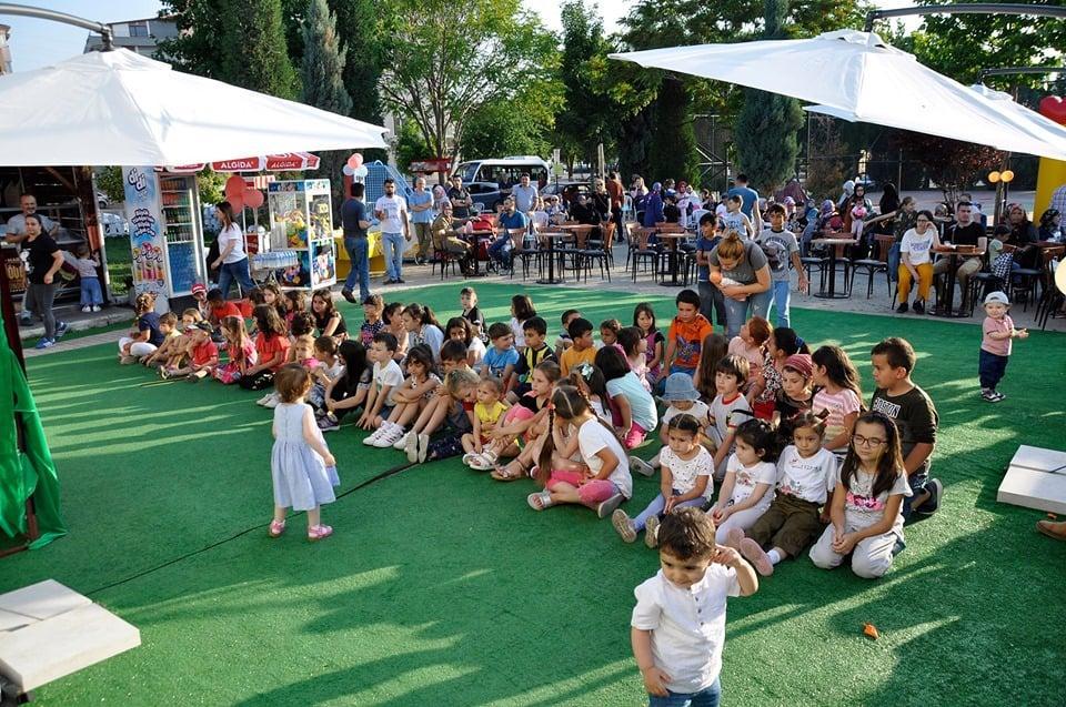 Söğüt Belediyesi Karne Hediyesi Çocuk Şenliği 3