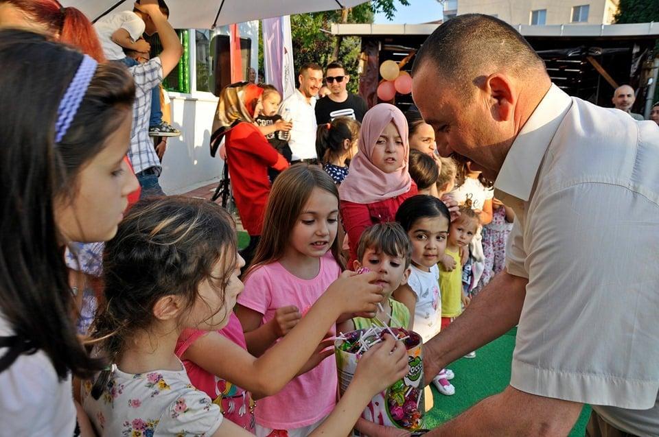 Söğüt Belediyesi Karne Hediyesi Çocuk Şenliği 1