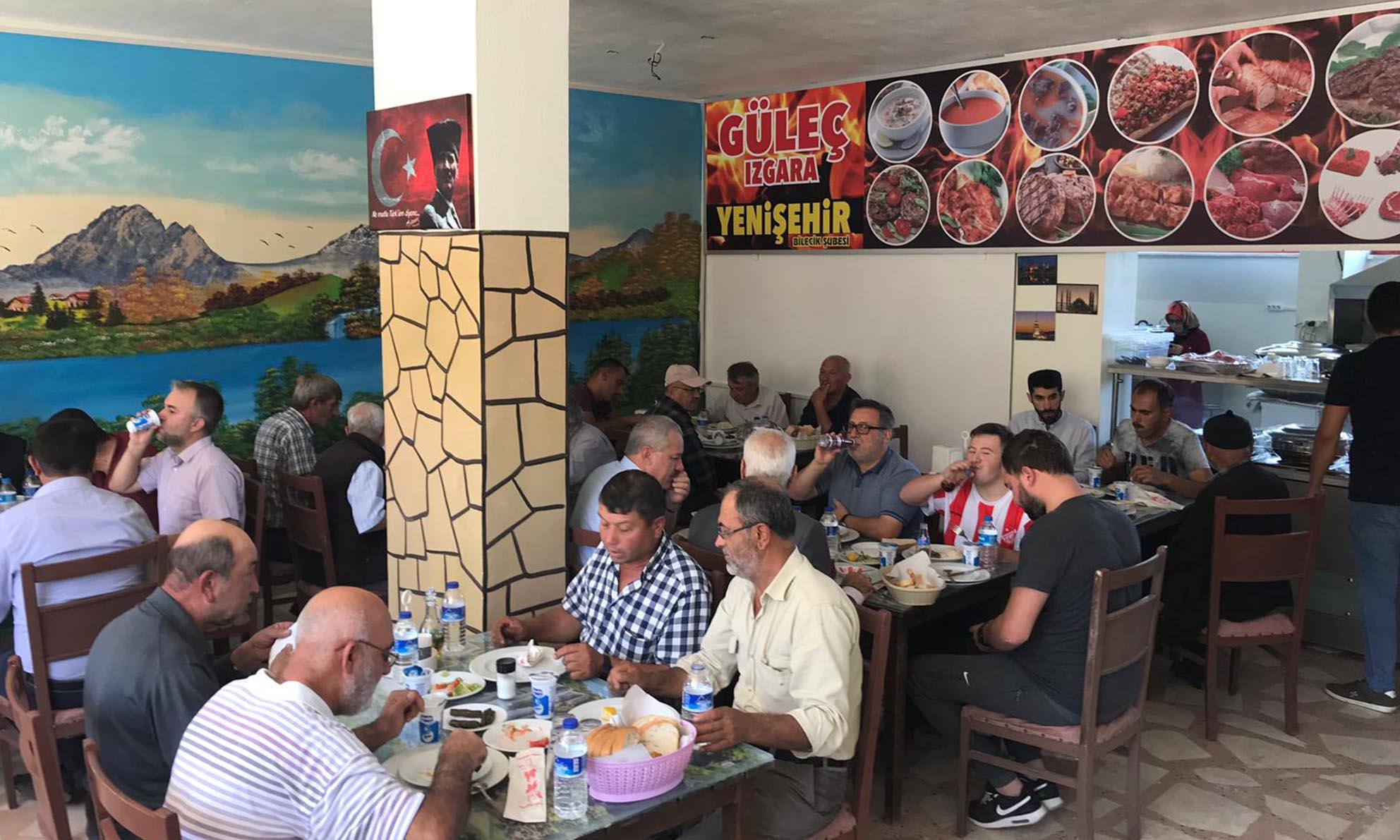 Yenişehir Güleç Izgara Artık Bilecik'te-13