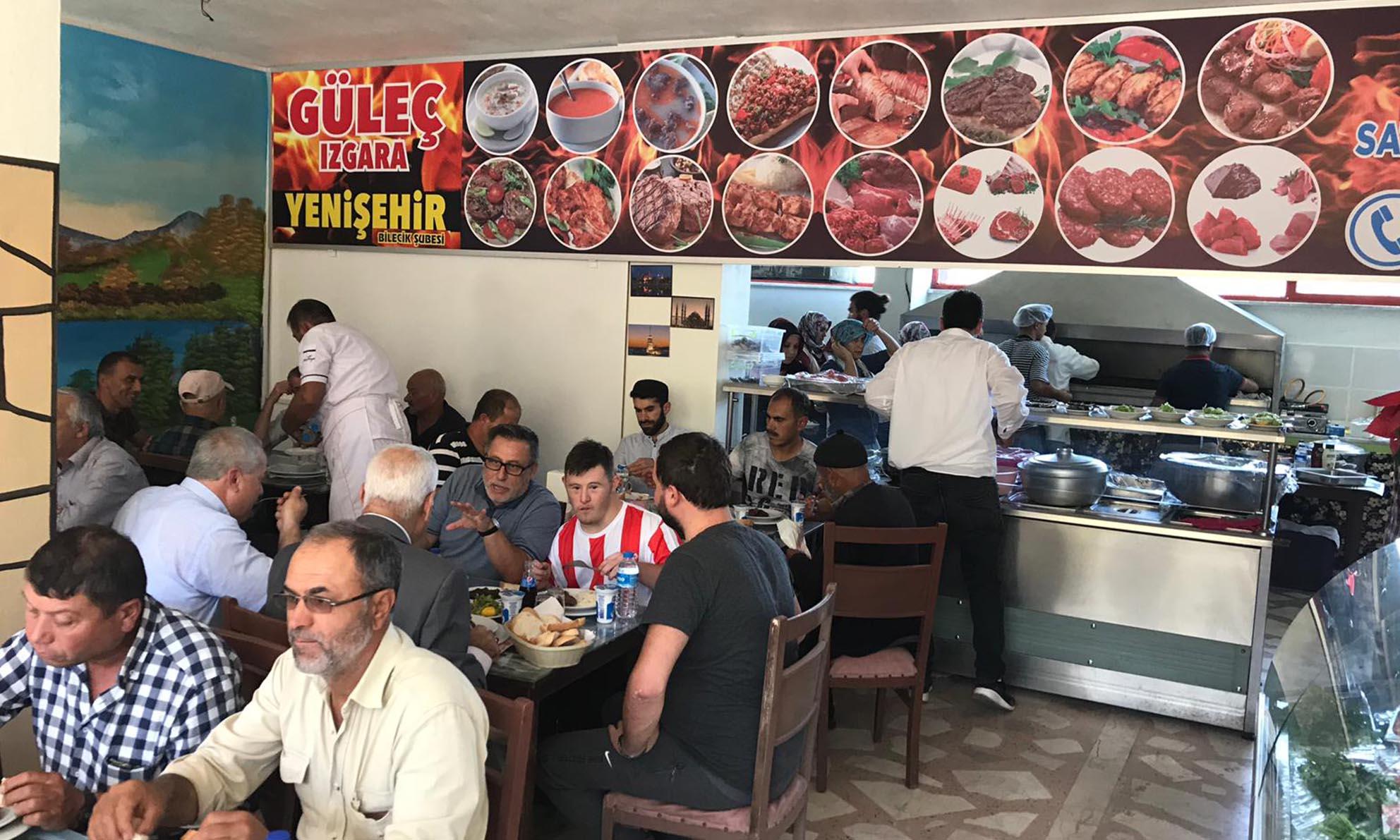 Yenişehir Güleç Izgara Artık Bilecik'te-4