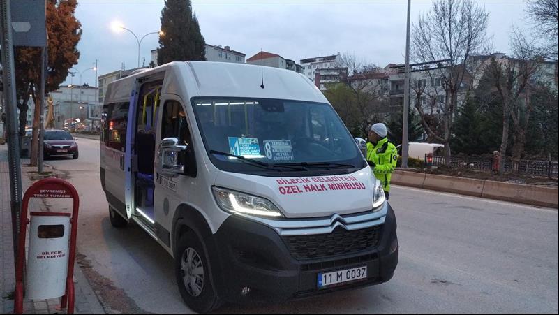denetlenen minibuslerin kurallara uydugu goruldu (2)