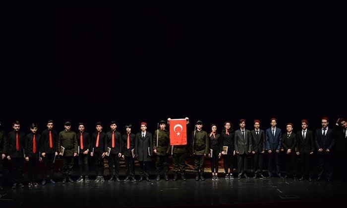 İstiklal Marşı'nın Kabulünün 99. Yılı-7