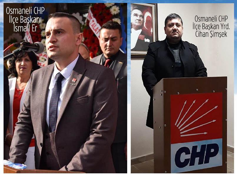 osmaneli CHP-ismail er-cihan simsek