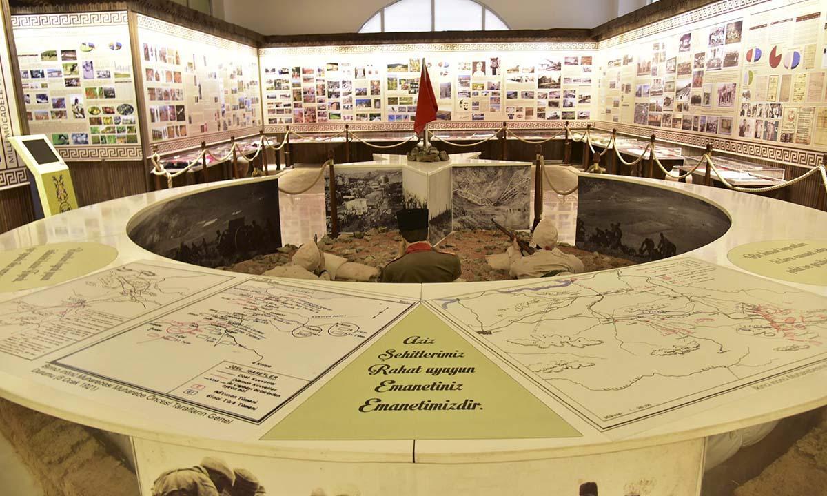 Bilecik Belediyesi Yaşayan Şehir Müzesine Ödül-1