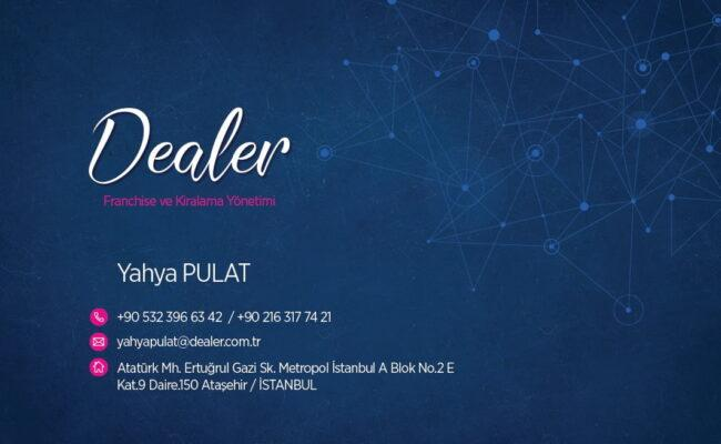 dealer yahya pulat