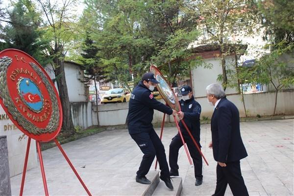 Osmaneli 10 Kasım Atatürk'ü Anma Günü