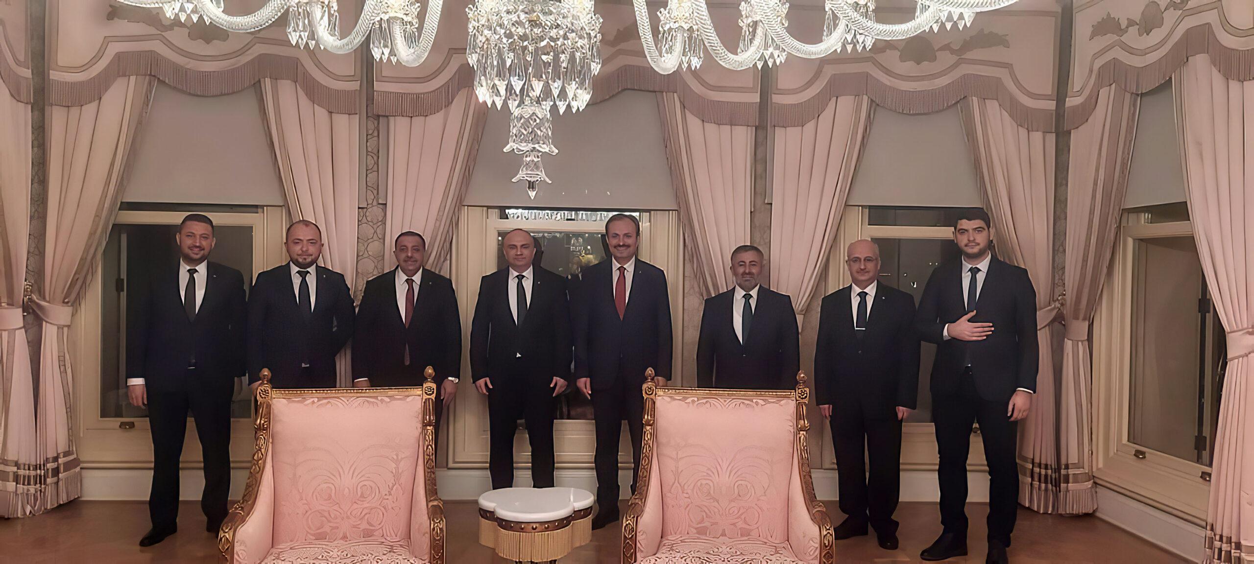 AK Parti Bilecik İl Başkanı Serkan Yıldırım Oldu