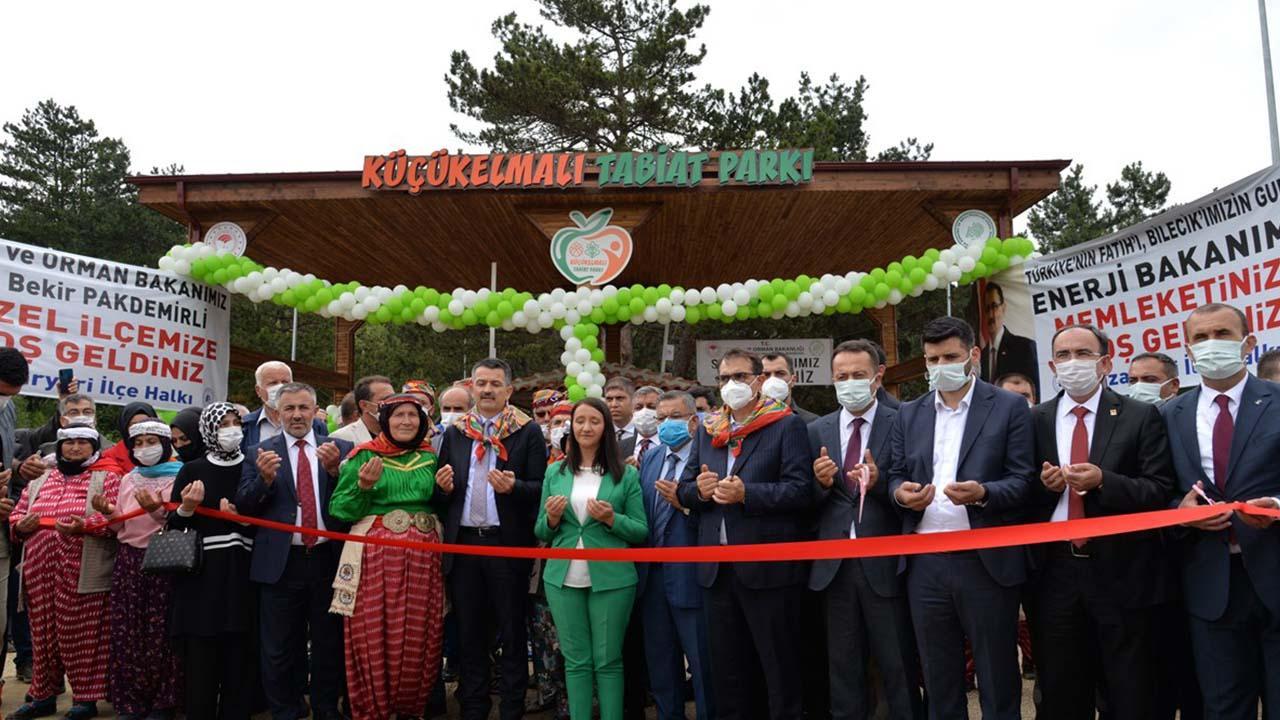 Enerji ve Tabii Kaynaklar Bakanı Dönmez ile Tarım ve Orman Bakanı Bekir Pakdemirli, Bilecik'e geldi=4